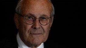Donald Rumsfeld, former defense secretary at helm of 2 wars, dead at 88