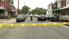 3-year-old hurt in West Philadelphia triple shooting that killed 2, police say