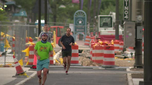 Back on Track: Construction continues on new Delaware River Trail