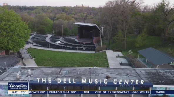 The Dell Music Center announces summer concert line-up