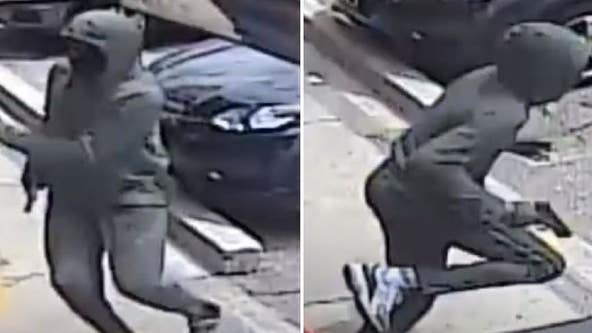 Police release surveillance images of suspects in Federal Donuts shooting that left teen, man injured