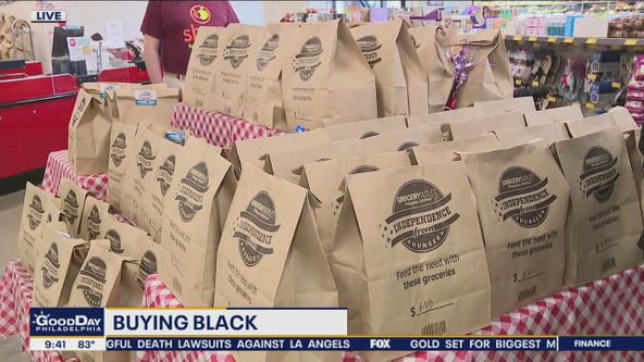 Buying Black: Grocery Outlet in Mt. Airy