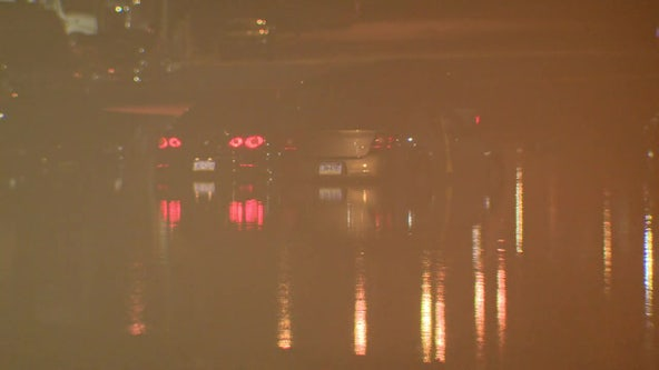Flash flooding across Delaware Valley leads to water rescues, abandoned vehicles