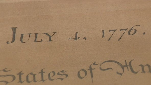 American Philosophical Society finds rare copy of Declaration of Independence