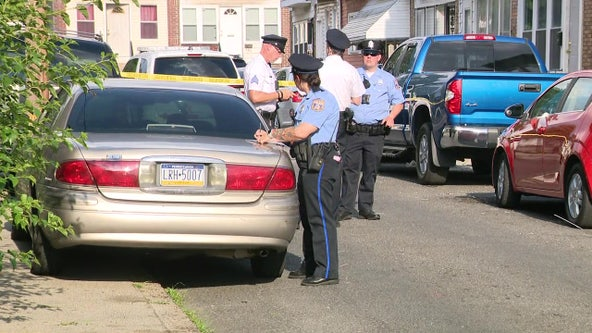 Man and woman shot inside an Olney residence, police say