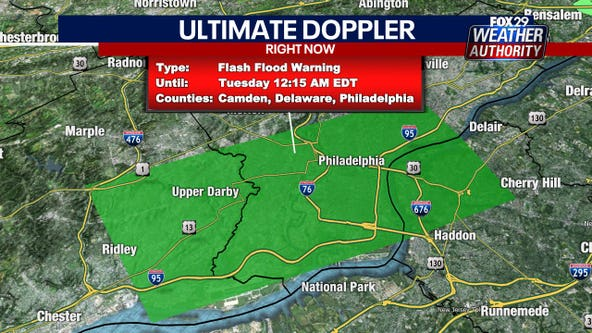 Weather Authority: Severe thunderstorm watches, warnings in effect as storms move through the area