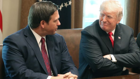 Road to White House: DeSantis tops early 2024 straw poll