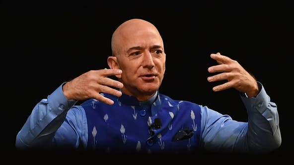 Thousands sign petition for Jeff Bezos not to return to Earth after Blue Origin flight