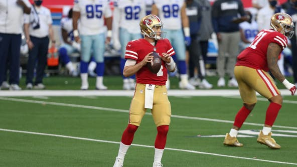 Eagles agree to terms with 49ers quarterback Nick Mullens