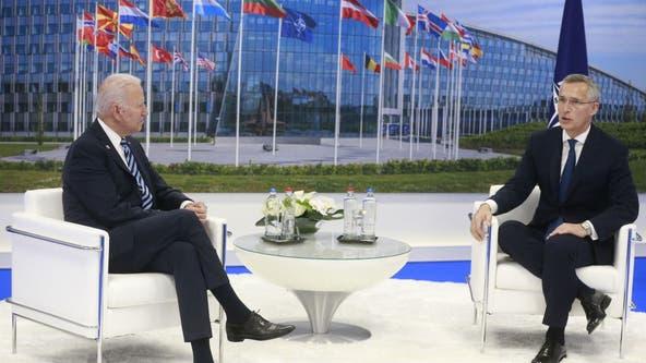 2021 NATO summit: Biden renews US commitment, talks Russia and China