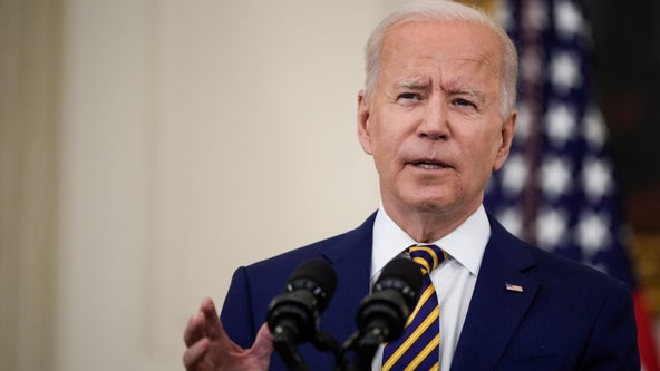 Biden shares plan to ship remaining 55M COVID-19 vaccines globally
