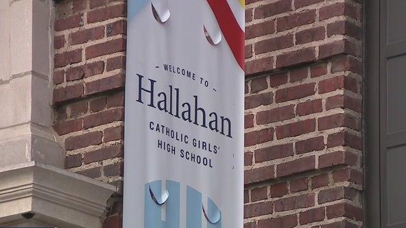 Archdiocese of Philadelphia temporarily blocks use of Hallahan Girls' School name