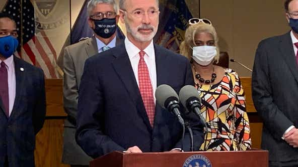 Governor Wolf says his position on voter ID hasn't changed