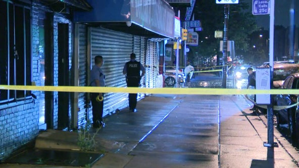 Man critical after West Philly shooting; suspect in custody after pursuit and barricade, police say