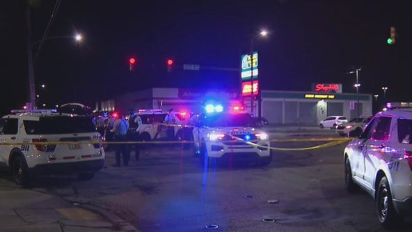 Police: Man, 21, gunned down at illegal street racing event with 1,000 people in Port Richmond