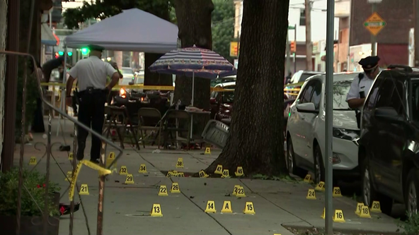 Police: 3 hurt in shooting a graduation party in West Philadelphia