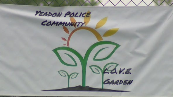 Delaware County community garden brings police together with public they serve