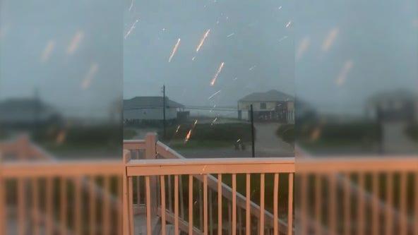 Tropical Storm Claudette tornado damages dozens of homes in Alabama
