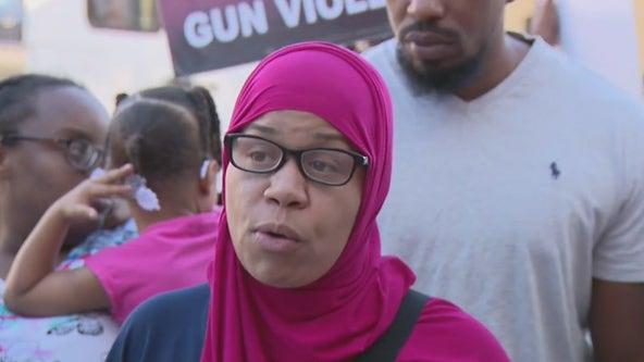 City of Dreams Coalition goes door-to door in West Philly offering resources against gun violence