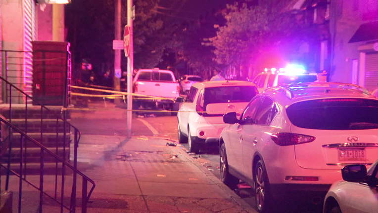 27th and Montgomery shooting