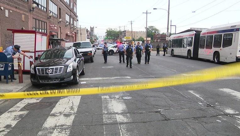 W Lehigh Ave double shooting
