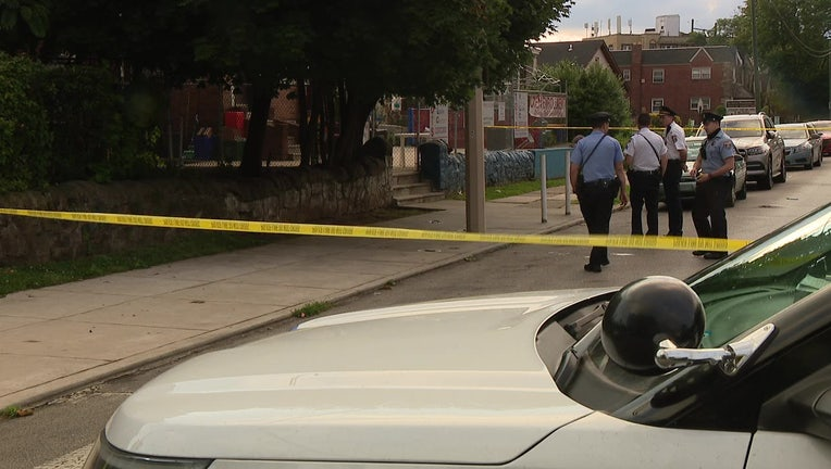 S 58th St shooting