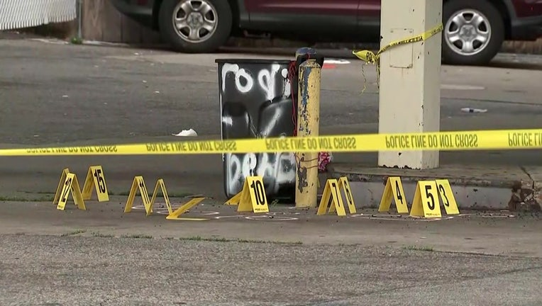Stenton Avenue double shooting