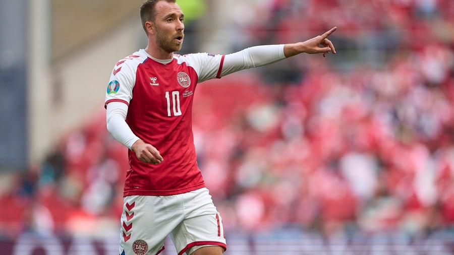 Christian Eriksen heart stopped during Euro 2020 soccer match