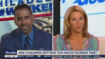 Are children getting too much screen time?