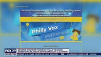 Second set of winners announced in Philly Vax Sweepstakes