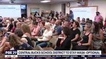 Central Buck School Districts keeps masks optional for students