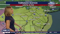 Weather Authority: 4 p.m. Thursday