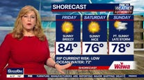 Weather Authority: Friday, 6 a.m. update