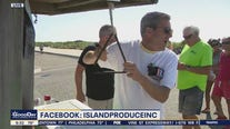 Bob on the Job: Fruit seller for Island Produce Market and Grill