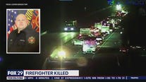 Firefighter killed after DUI-related crash on I-76