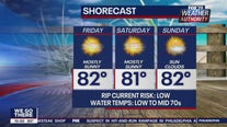 Weather Authority:  Thursday 10 p.m. update