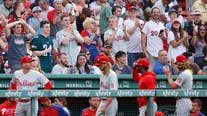 Phillies place 4 players on COVID-19 list on Sunday