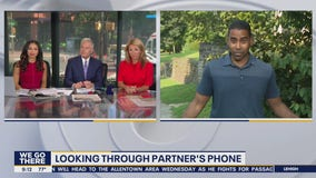 Should you look through your partner's phone?