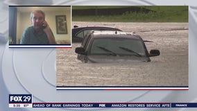 Historic flooding in Bucks and Burlington Counties devastates communities
