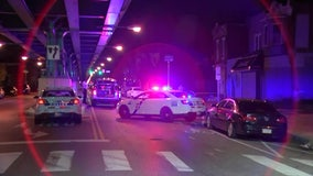 3 teens hurt in West Philly shooting, shots fired at responding officers, police say