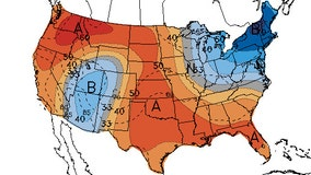 Cooler-than-average temperatures predicted as calendar flips from July to August