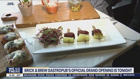 Brick & Brew Gastropub hosting official grand opening Thursday night