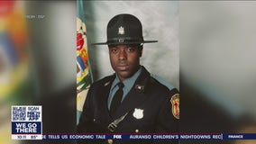 Foundation pays mortgage of fallen Delaware State Police Corporal's home