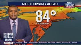Weather Authority: Wednesday, 10 p.m. update