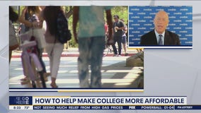 How to help make college more afforable