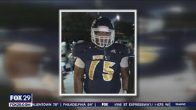Philadelphia high school football player dies after collapsing during scrimmage