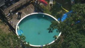 Boy hospitalized after he was rescued from Buena Vista Twp. pool