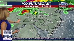 Weather Authority: Wednesday 10 p.m. update