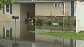 Flood-weary Bucks County residents attempt to cleanup after historic flooding