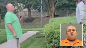 Man on receiving end of viral racist rant, Mount Laurel police chief speak out